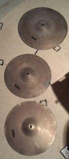 Crash cymbal and hi hat Alexandra Headland Maroochydore Area Preview