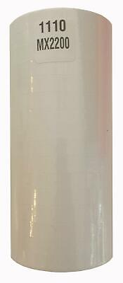 1110 White Labels For Monarch 1110 Or Motex Mx-2200