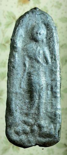 Thai Amulet-Phra Leela-Wang Kiew Temple-Mixed Materials