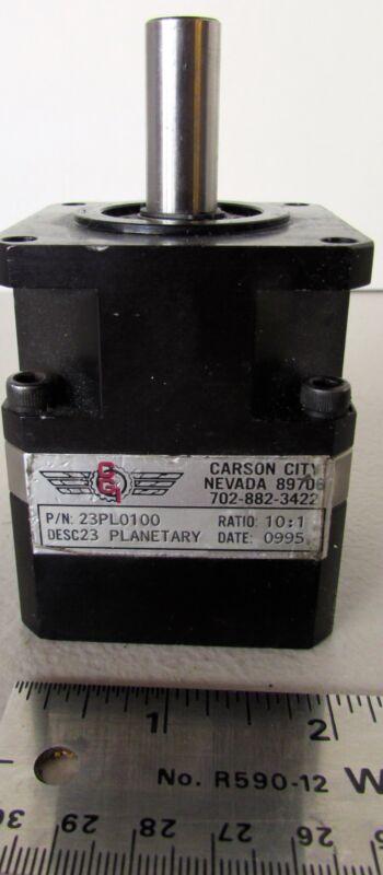 CGI Planetary Gearhead Servo Motor Gearbox 7:1 Ratio 023PNX0070 Gear Head