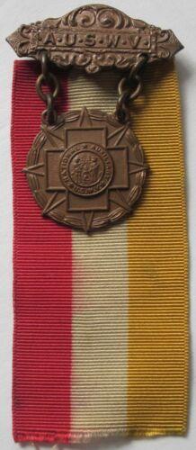 Spanish War Veterans orig antique Ribbon