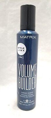 Matrix Style Link Volume Builder Mousse, 8.4 OZ