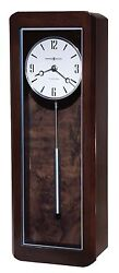 625-583 - AARON, - HOWARD MILLER WALL CLOCK WITH WEST. CHIMES 625583