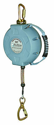 Falltech 727650 Retractable 50' Contractor Cable SRL