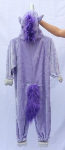 Unicorn Magical Sound Lavender Warm Adorable Halloween Caltoy Costume Child XL