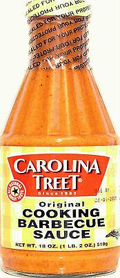 2 Pack Carolina Treet Original Cooking Barbecue Sauce 18 oz  Carolina Bbq Sauce