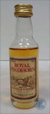 Miniature / Mignon Scotch Whisky Gordon & Macphail ROYAL FINDHORN , usado segunda mano  Embacar hacia Argentina