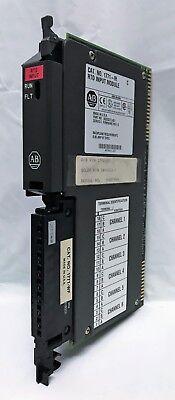 Allen Bradley 1771-irc Rtd Input Module Resistance Temperature Detector