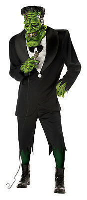 Big Frank Frankenstein Adult Men Costume