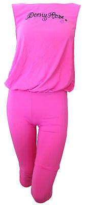 Coupon Moda Donna eBay.it Tuta Capri Abito Dress Senza Maniche Sleeveless Denny Rose Donna Woman Db153a