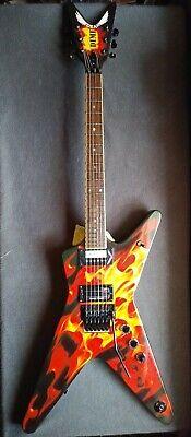 Dean Dimebag Dime O Flame ML Electric Guitar