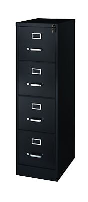 Office Dimensions Commercial 4 Drawer Letter Width Vertical