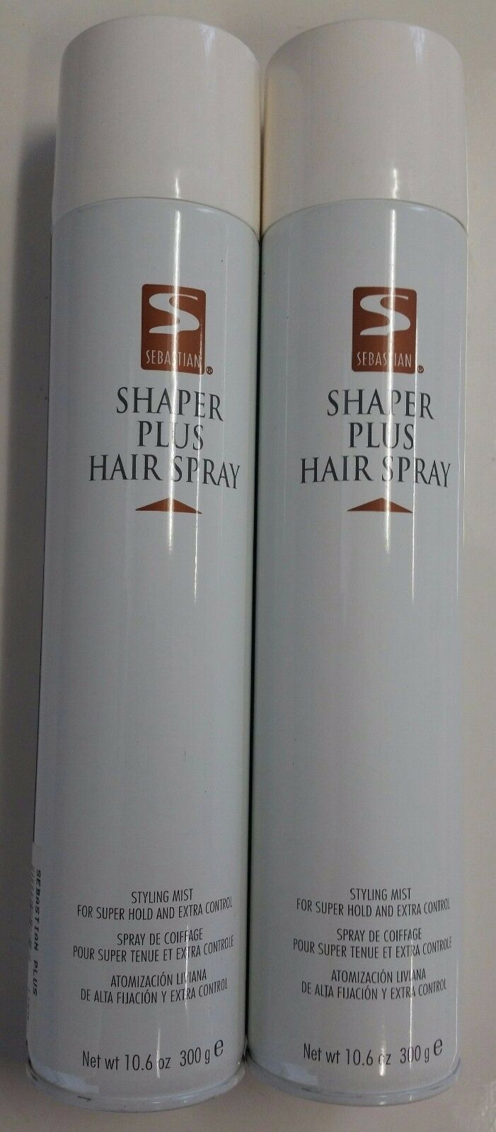 Sebastian Shaper Plus Extra Hold Styling Hairspray 10.6 oz /