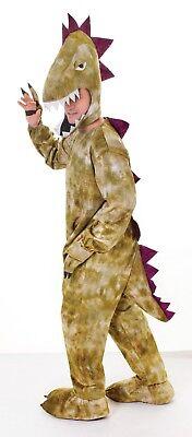Dinosaur Big Head Mascot Fancy Dress - Big Dinosaur Costume