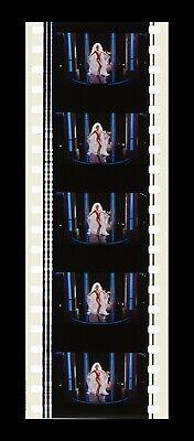 SHOWGIRLS - 35mm 5 Cell Filmstrip - RARE 80