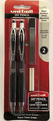 2 Uni-ball 207 Mechanical Pencil 0.7mm Hb 2 Lead 90181 On Sale