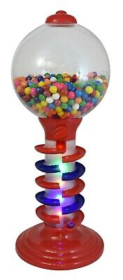 21 Light Sound Spiral Gumball Machine Bank