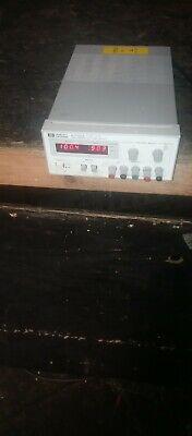 Hp Agilent E3620a Dual Dc Power Supply 0 To 25 V1 A