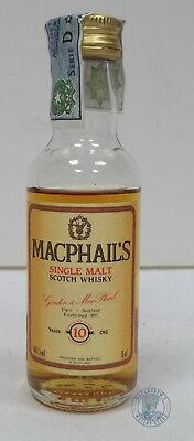 Miniature / Mignon Scotch Whisky Gordon & Macphail MACPHAIL'S 10yo segunda mano  Embacar hacia Argentina