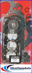 HEAD GASKET SET /VRS- LANDROVER FREELANDER,98-ON, 1.8L, 4CYL PETROL DOHC, #DW757