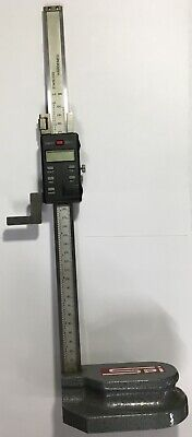 Spi Electronic Height Gage 0-120-300mm Range .00050.01mm Resolution
