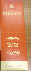 Borghese FLUIDO PROTETTIVO ADVANCED SPA LIFT FOR EYES 0.5 oz/15 ml