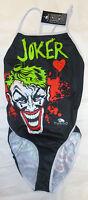Costume Da Bagno Intero Donna Mare Piscina Turbo Joker Heart (tirante Fino) - inter - ebay.it