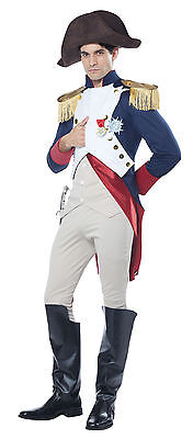 Napoleon Bonaparte French Leader General Adult Historic Halloween - X Large Male Halloween Costumes