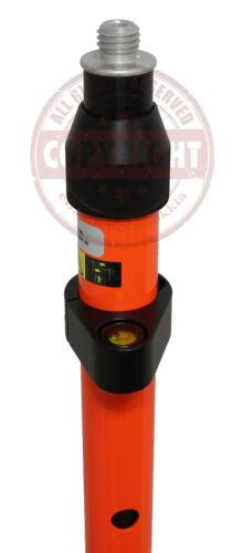 SECO 5125-20 2M ALUMINUM SNAP-LOCK GPS ROVER ROD,SURVEYING,TRIMBLE,TOPCON