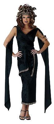 MEDUSA Womens Costume Greek Myth Goddess Grecian 12-14 DISGUISE (Myth Costumes)
