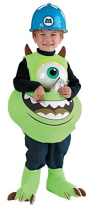 MONSTERS INC MIKE CANDY CATCHER COSTUME HAT NEW DG5583  ()