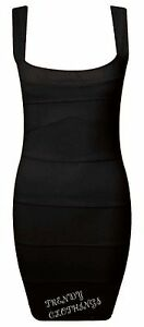 Womens Ladies Sleeveless Pleated Rib Bandage Bodycon Stretch Mini Party Dress