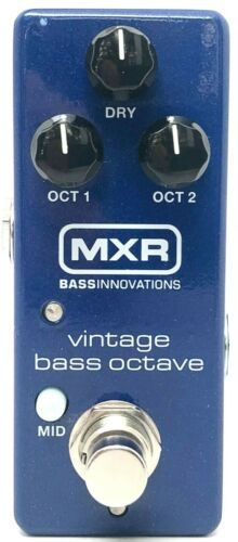 used MXR M280 Vintage Bass Octave, Excellent Condition!