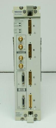 Tektronix TLA7S16 16 Channel Serial Analyzer Module