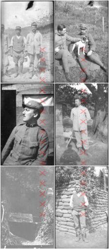№30 WW1 Italian front photo, Prima Guerra Mondiale Italian soldier negative