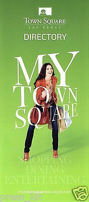 Las Vegas Town Square Directory Of Stores And Entertainment Brand New Amc