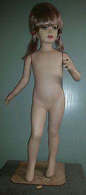 Full 38 Girl Body Mannequin 3 - 4 Yrs