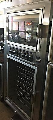 2 Nuvu Oven-proofer Modelsub-123p Good Condition