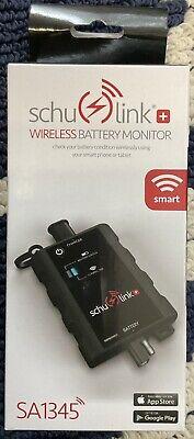Schu-Link Wireless Internet Battery Monitor Model SA1345 Auto Automotive
