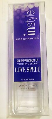Instyle Fragrances An Impression of Victoria's Secret Love Spell For Women