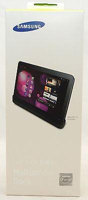 NEW GENUINE Samsung Galaxy Tab 10.1 Desktop Multi-Media Dock Cradle Stand tablet