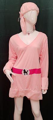 Kostüm Pudel - Damenkostüm weiblich von Atosa Größe 42/44 - Pudel Kleid Kostüm