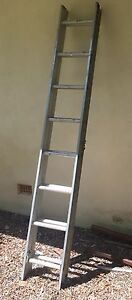 Extension ladder 2.4m x 3.6m Oldfields Domestic City Beach Cambridge Area Preview