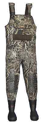 ROGERS 5MM 1600 TOUGHMAN STANDARD CHEST WADERS MAX 5 CAMO ROG-550 SIZE 10