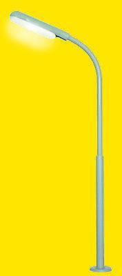 Viessmann 9090 0 Peitschenleuchte, LED weiß