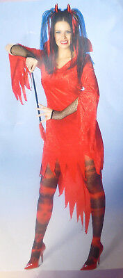 Teufelin - Teufelsweib  - Gem. § 19 UStG kein MwSt-Ausweis, da - Unternehmen Kostüm