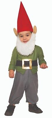 Infant Toddler Garden Gnome Christmas Costume ](Gnome Costume Baby)