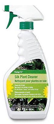 FLORACRAFT SILK PLANT CLEANER 22 OZ BOTTLE-FOR CLEANING SILK (Silk Plant Cleaner)