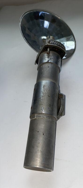 Vintage Mendelsohn Speedgun Model D Camera Flash