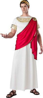 Toga Costumes Men (Julius Caesar Emperor Roman Greek Toga Adult)